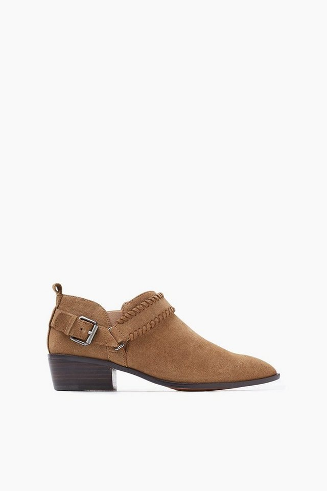 ESPRIT CASUAL Western Style Bootie in CAMEL