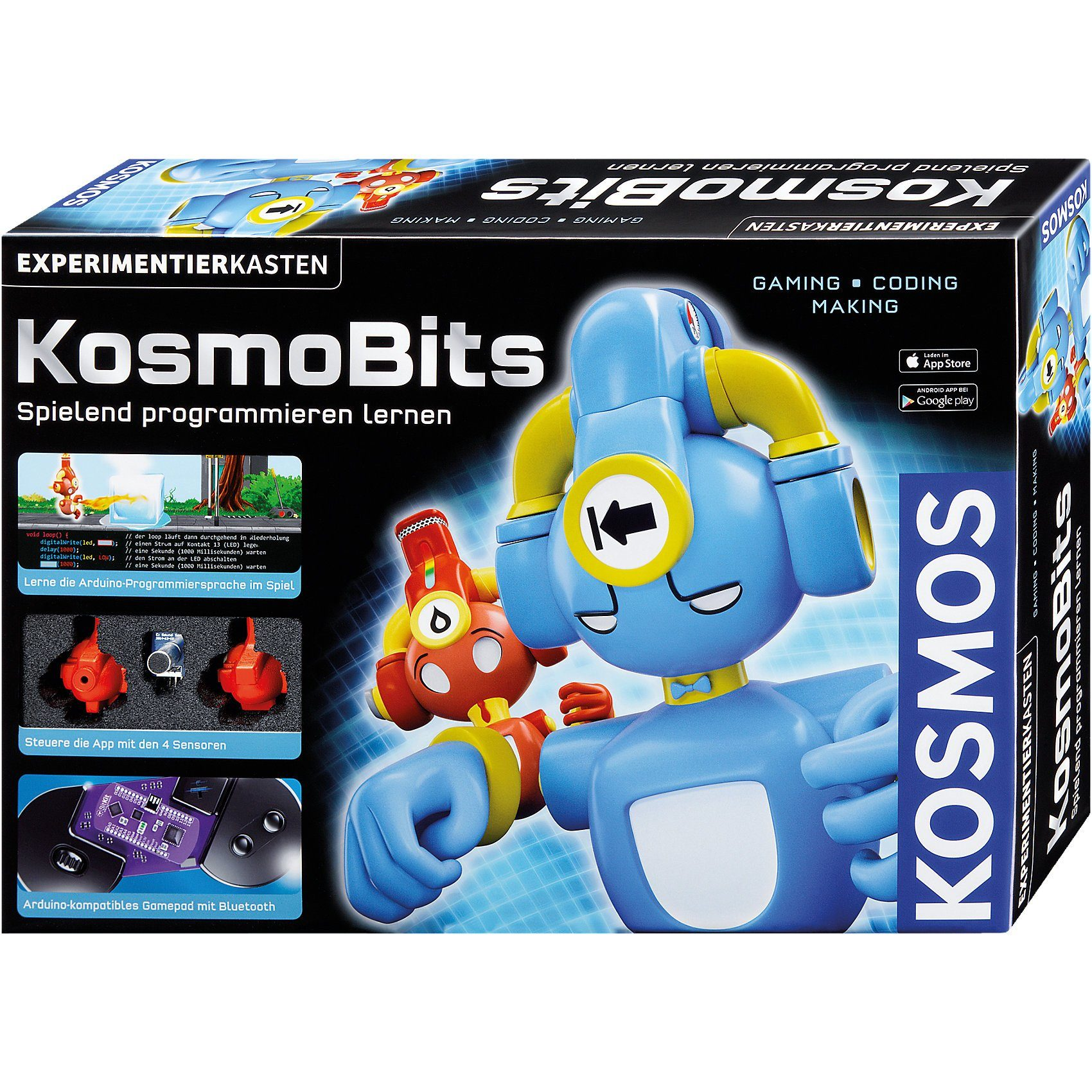 Kosmos Experimentierkasten KosmoBits