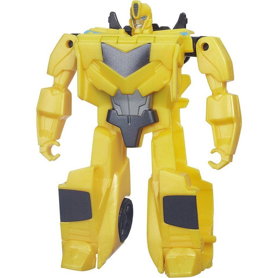 Hasbro Transformers - One-Step Changer Klasse - Bumblebee