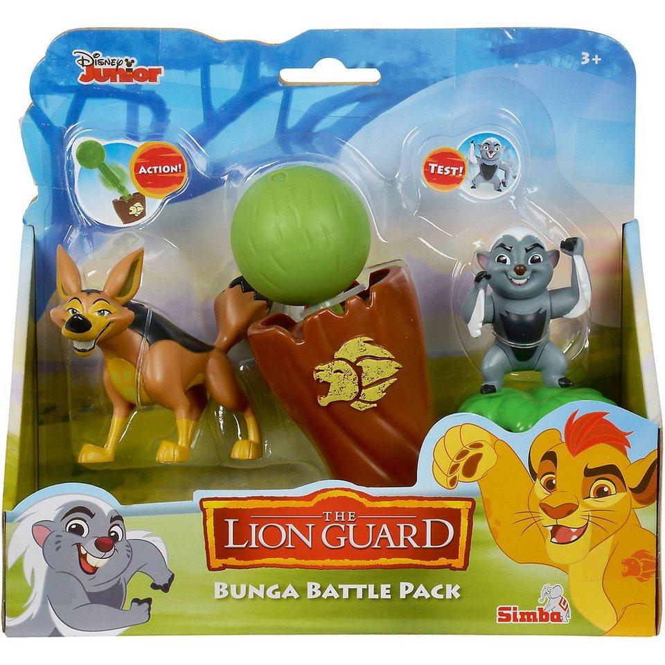 SIMBA Die Garde der Löwen - Angreifer Set Bunga
