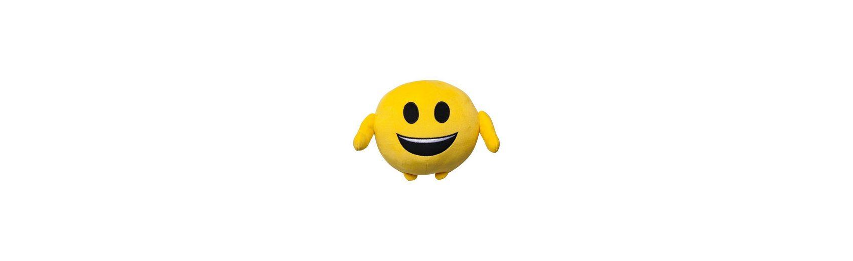 BOTI Imoji Plüschfigur in Ballform Classic Smile, 18cm