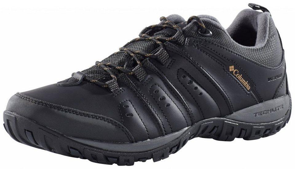 Columbia Kletterschuh »Peakfreak Nomad Shoes Men Waterproof« in grau