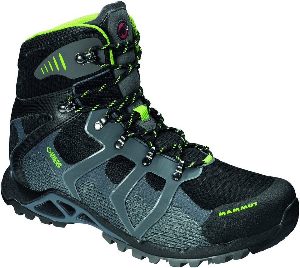 Mammut Kletterschuh »Comfort High GTX Surround Shoes Women« in grau