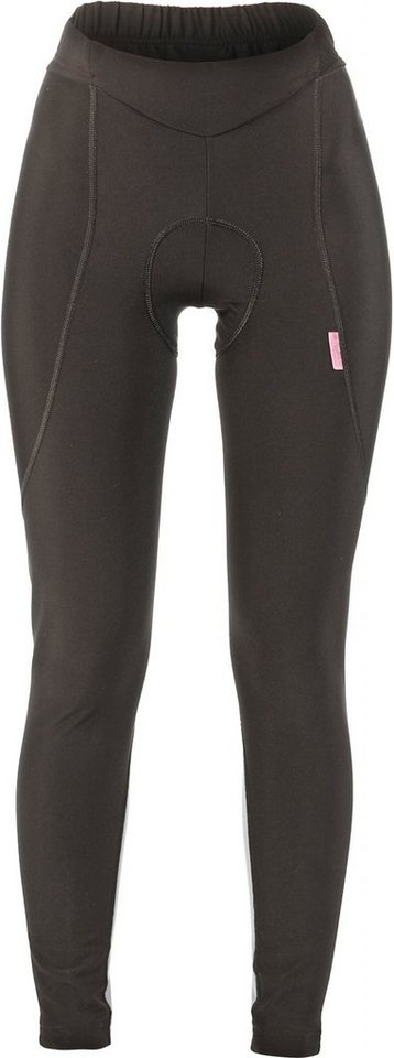 De Marchi Radhose »Winter Tights Women« in schwarz