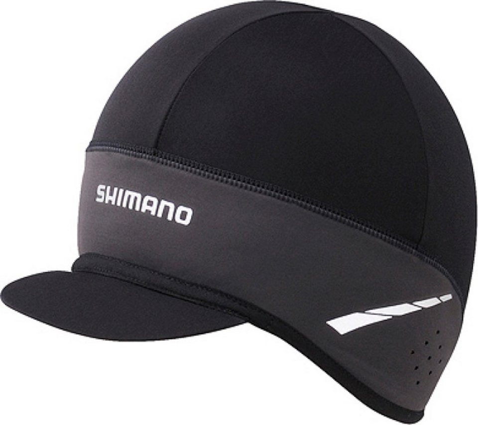 Shimano Hut »Windstopper Race Cap« in schwarz