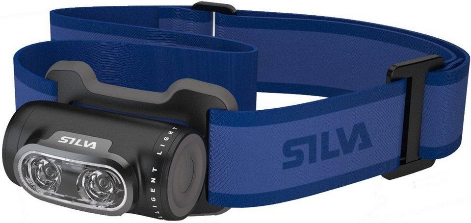 Silva Camping-Beleuchtung »Sport Headlamp« in blau