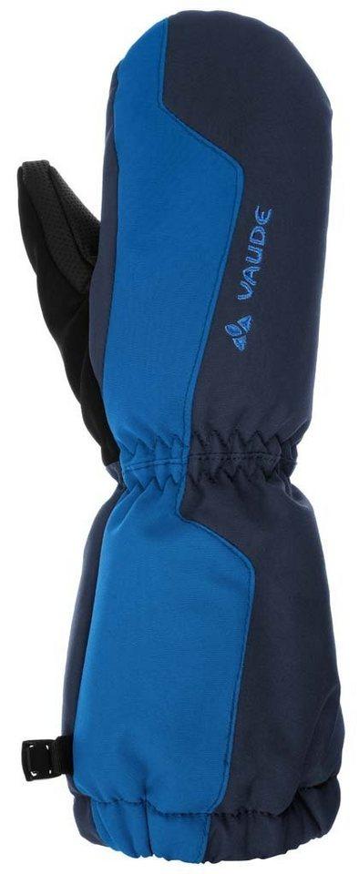 VAUDE Handschuh »Snow Cup III Mittens Kids« in blau