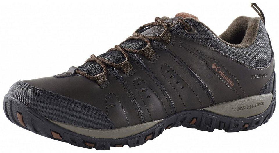 Columbia Kletterschuh »Peakfreak Nomad Shoes Men Waterproof« in braun