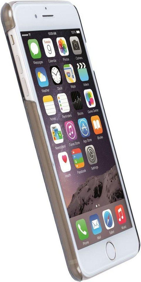 Krusell Handytasche »HardCover Boden für Apple iPhone 7 Plus« in Schwarz