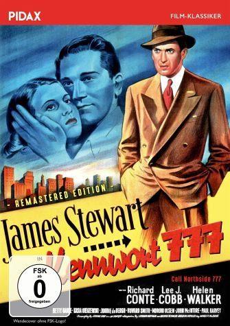 DVD »Kennwort 777«