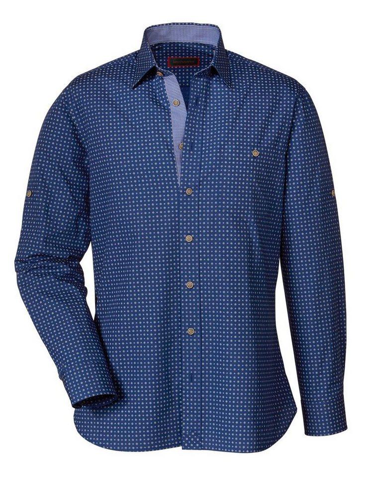 Reitmayer Hemd in Blau