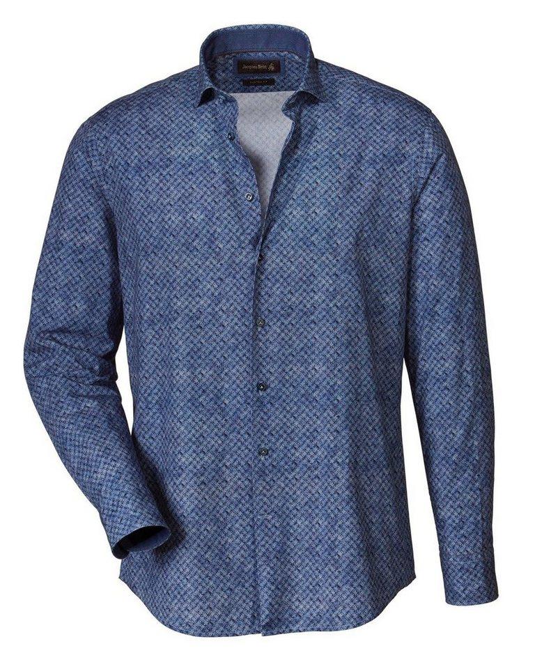 Jacques Britt Hemd in Blau