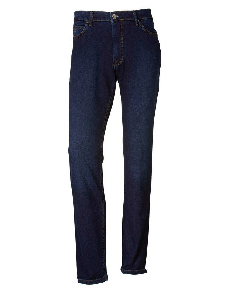 FYNCH-HATTON Jogg-Jeans in Blue Denim