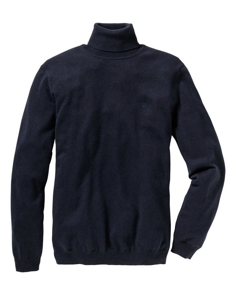 Basefield Pullover in Navy