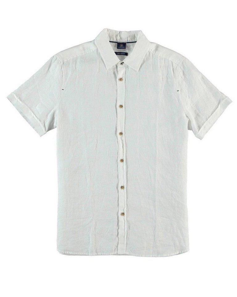 Bogner Jeans Hemd in Weiß