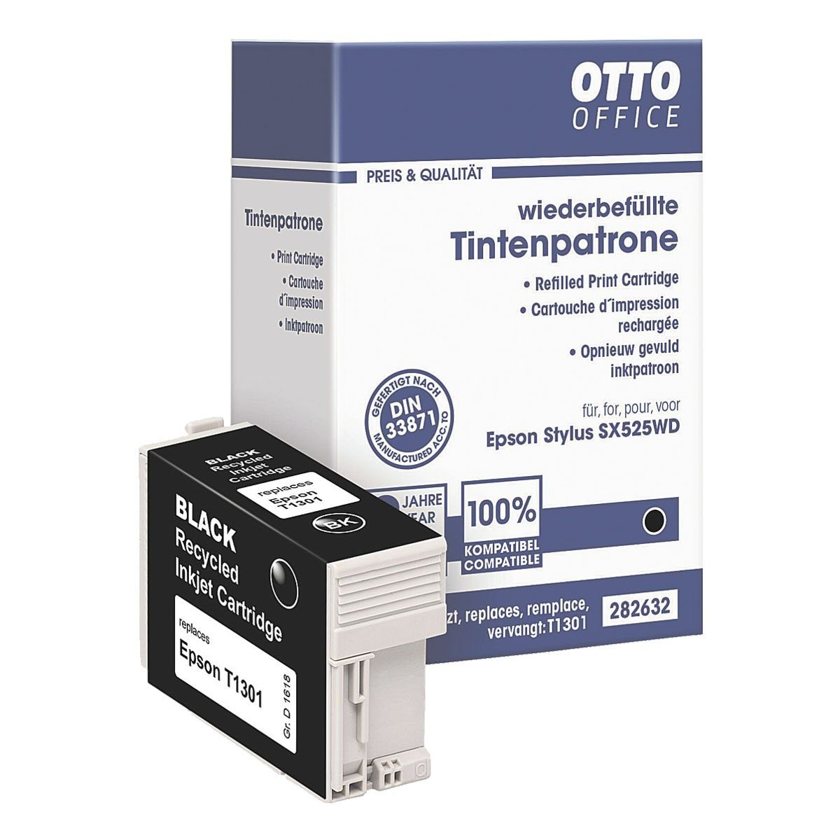 OTTO Office Standard Tintenpatrone ersetzt Epson »T1301«