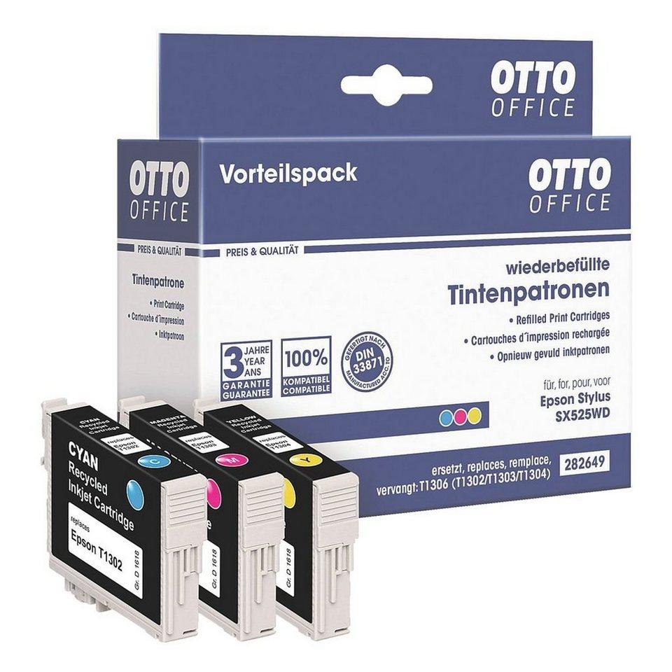 OTTO Office Standard Tintenpatronen-Set ersetzt Epson »T1306«