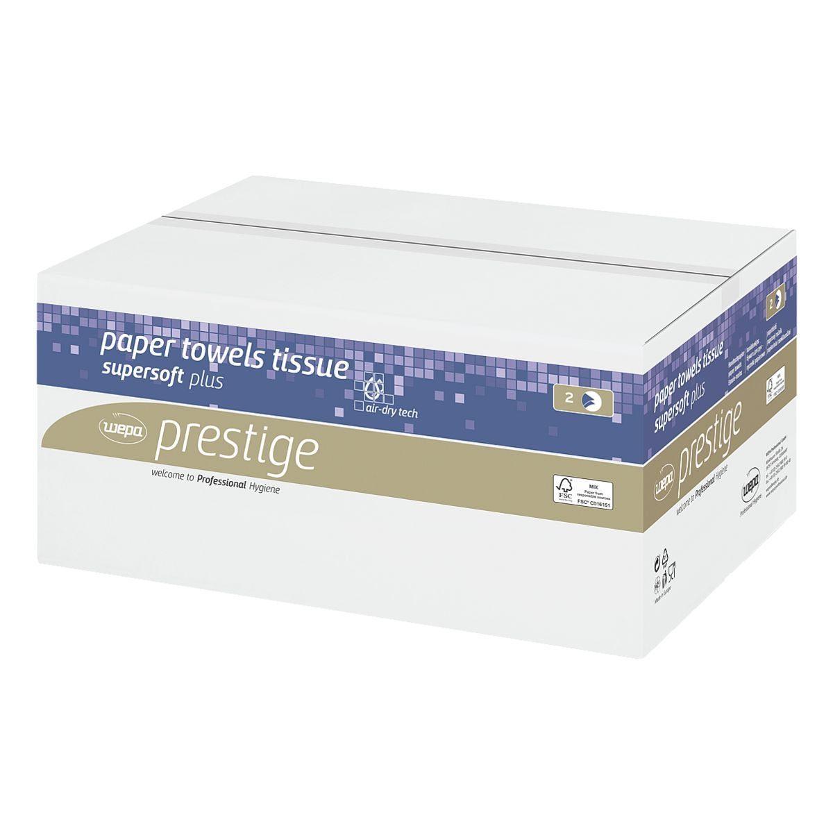 WEPASMART Papier-Falthandtücher