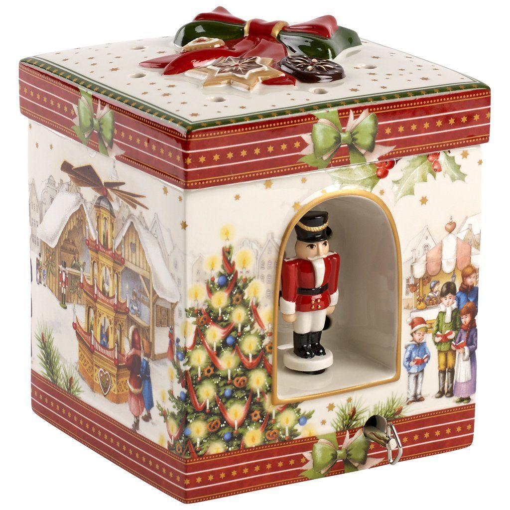 Villeroy & Boch Geschenkpaket groß eck. Weihnachtsm »Christmas Toys«