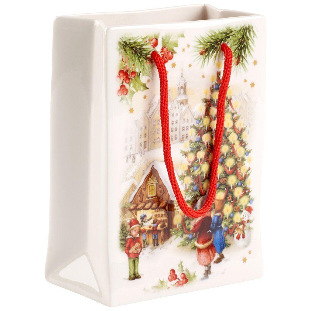 Villeroy & Boch Vase / Geschenktüte klein 11x6x15cm »Toy's Fantasy«