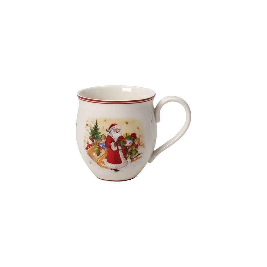 VILLEROY & BOCH Becher mit Henkel Santas Geschenke »Toy's Delight«