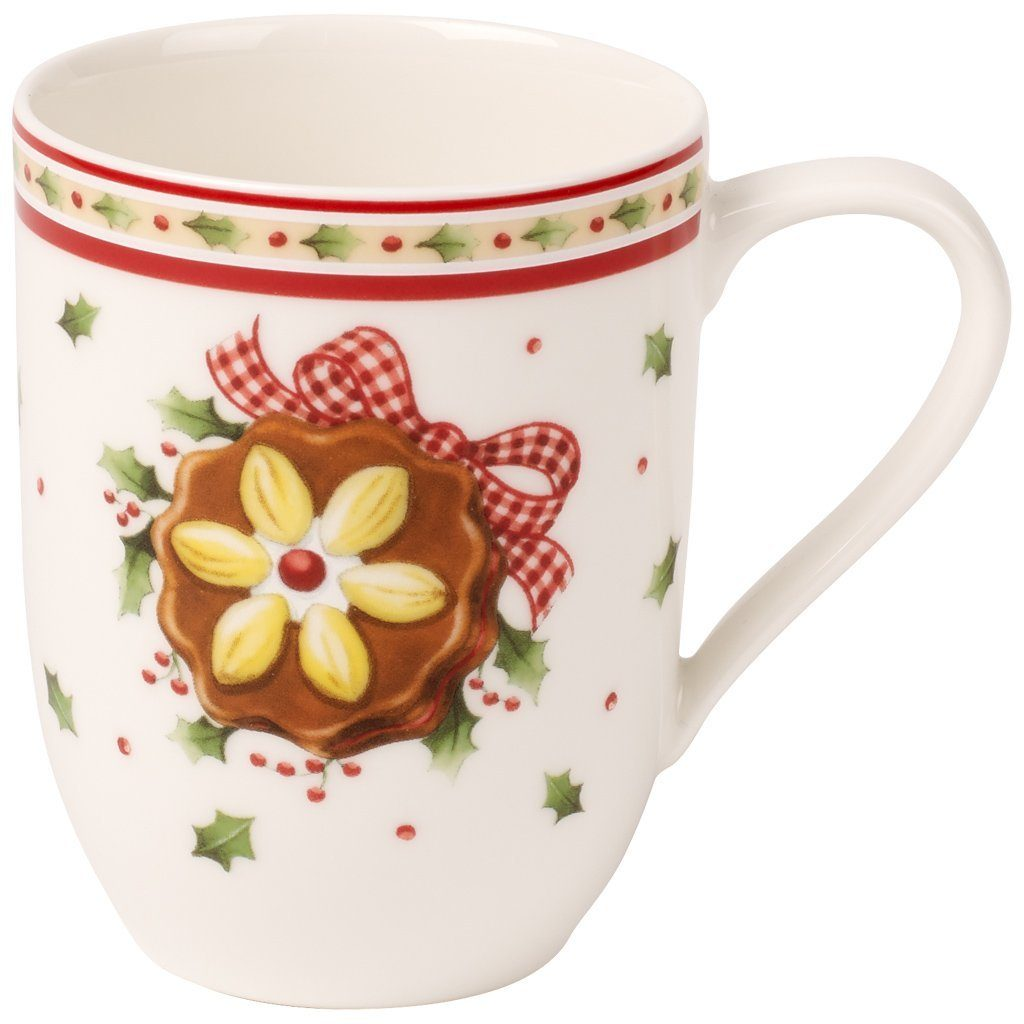 VILLEROY & BOCH Becher mit Henkel »Winter Bakery Delight«