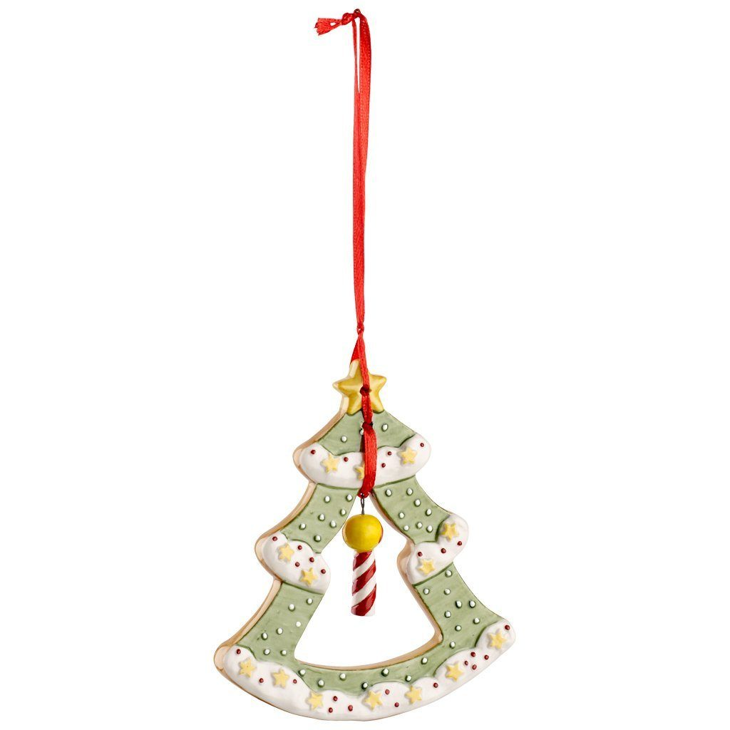 Villeroy & Boch Ornament Weihnachtsbaum 10,5cm »Winter Bakery Decoration«