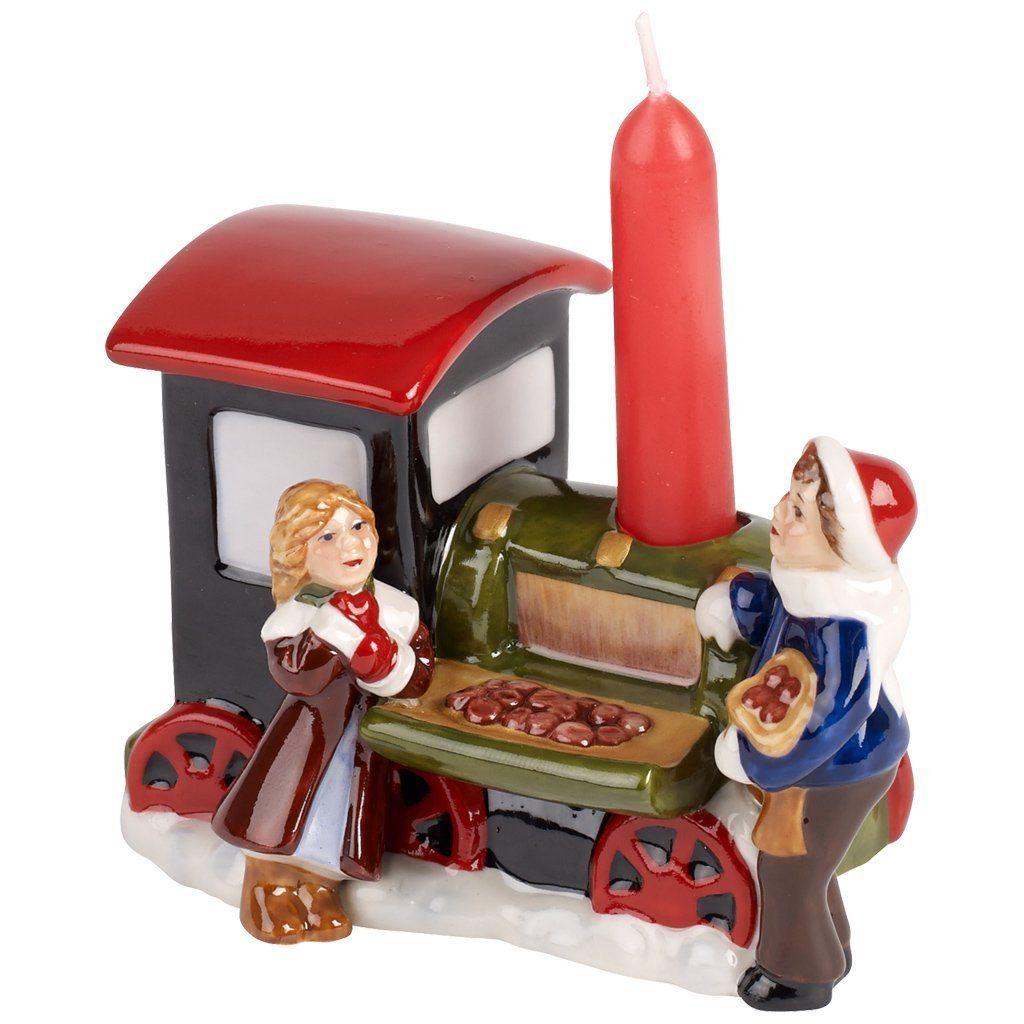 Villeroy & Boch Maroniverkäufer Lok 9x6x6,5cm »Nostalgic Christmas Market«