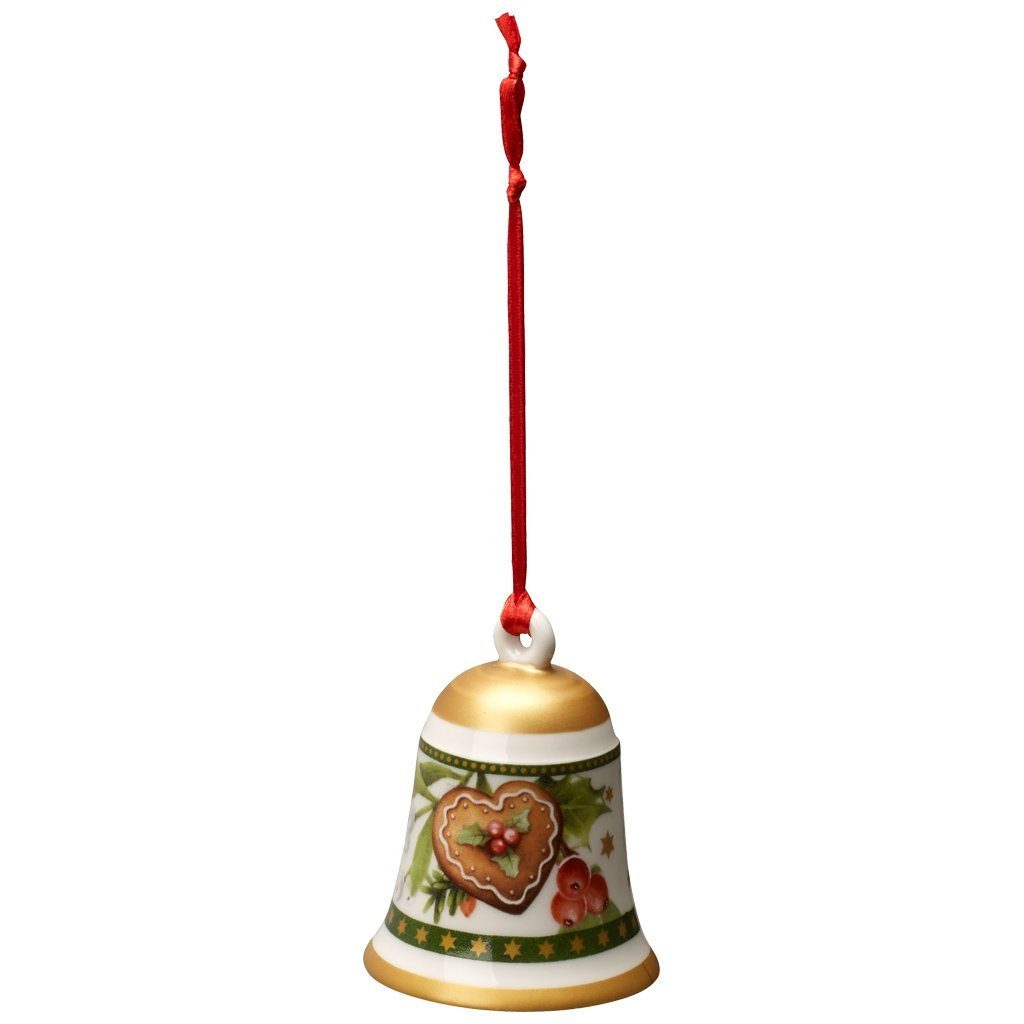 VILLEROY & BOCH Christbaumglocke grün 7cm »My Christmas Tree«