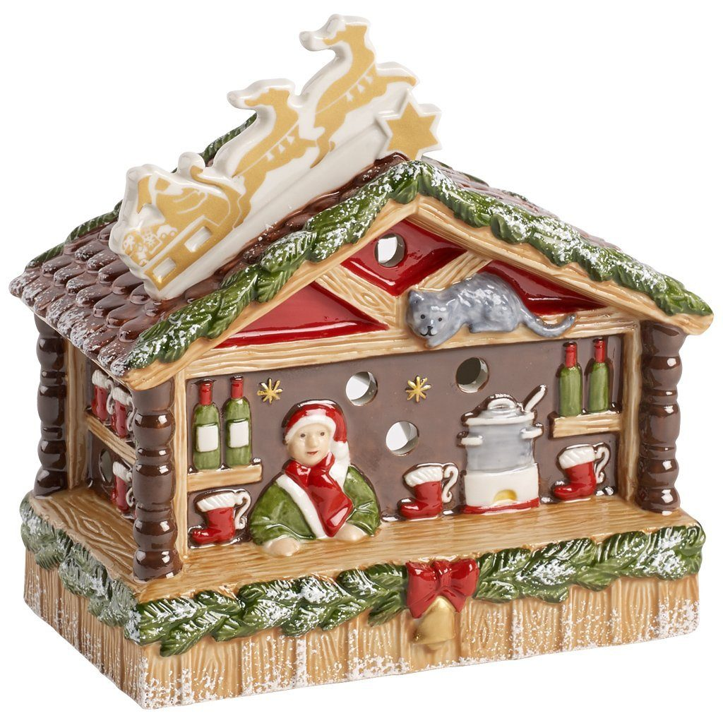 Villeroy & Boch Glühweinstand 15x8,5x15cm »Nostalgic Christmas Market«