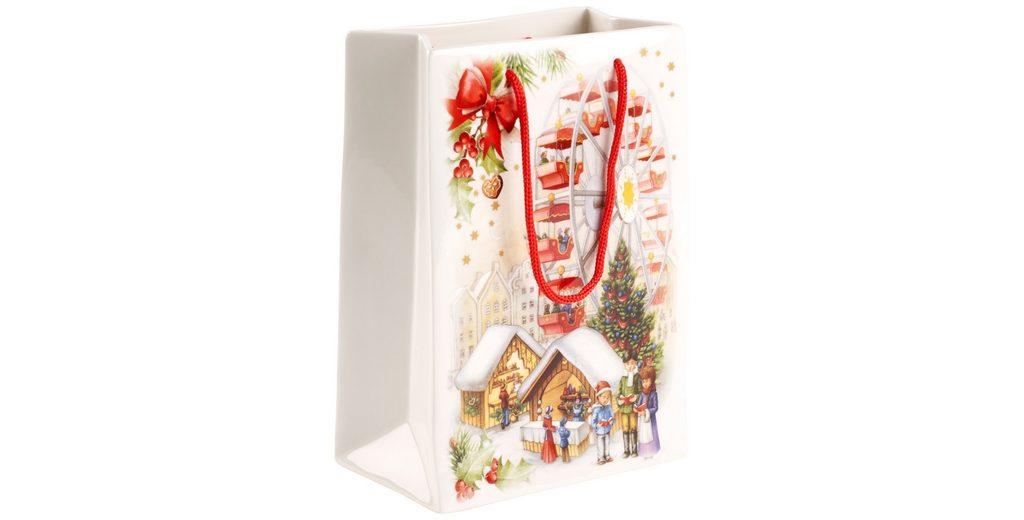 VILLEROY & BOCH Vase / Geschenktüte groß 14,5x7,5x2 »Toy's Fantasy«