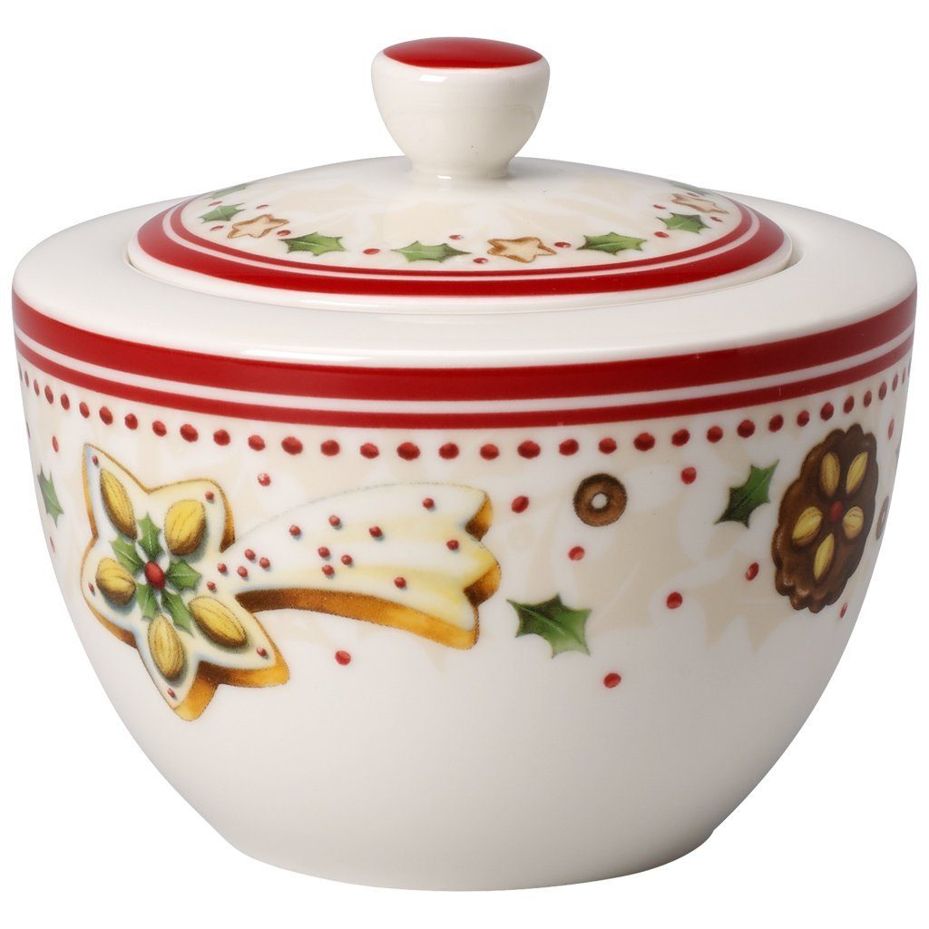 VILLEROY & BOCH Zuckerdose 6 Pers. »Winter Bakery Delight«