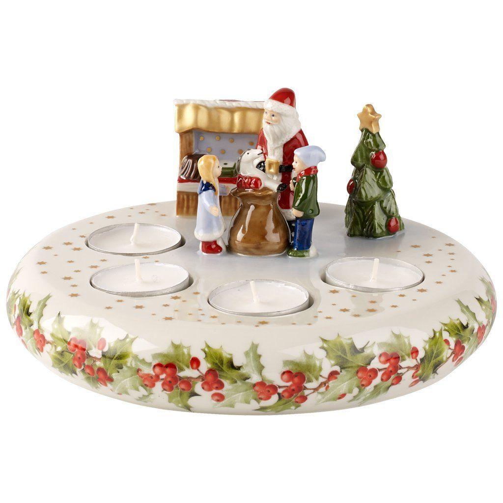 Villeroy & Boch Adventsleuchter »Christmas Toys Memory«