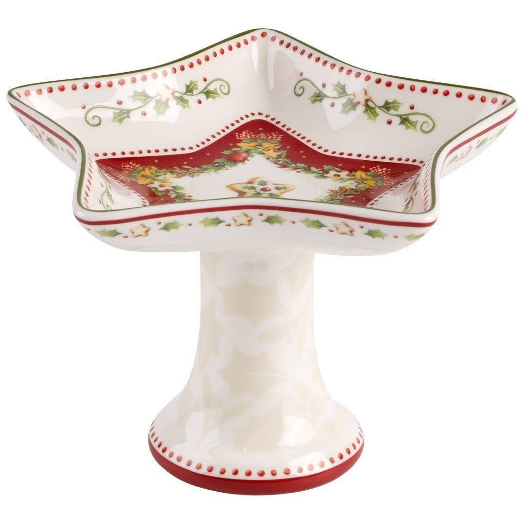 Villeroy & Boch Mini-Etagere Ilex 9cm »Winter Bakery Delight«