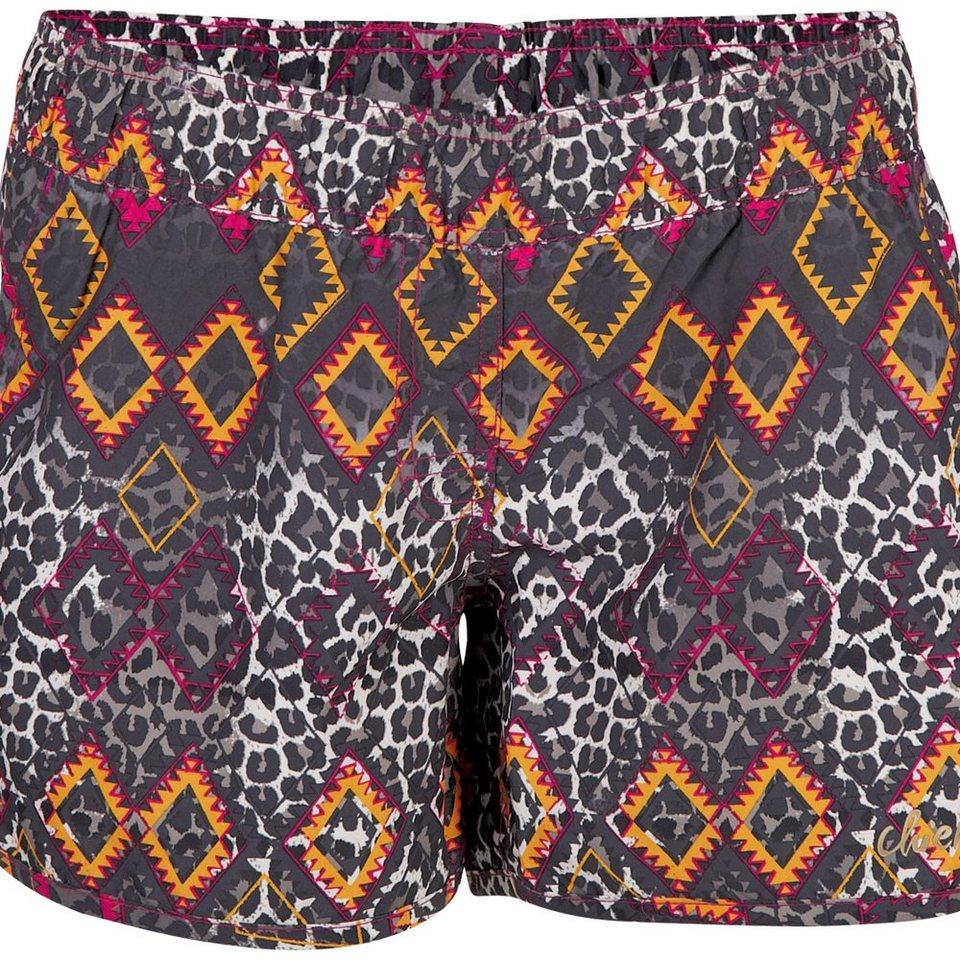 Chiemsee Shorts »CRISSI« in aztek iron gat