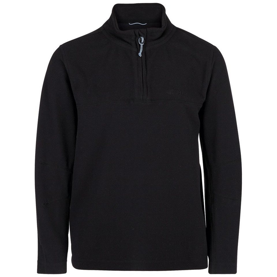 Chiemsee Fleecepullover »HAROON 2 JUNIOR« in black