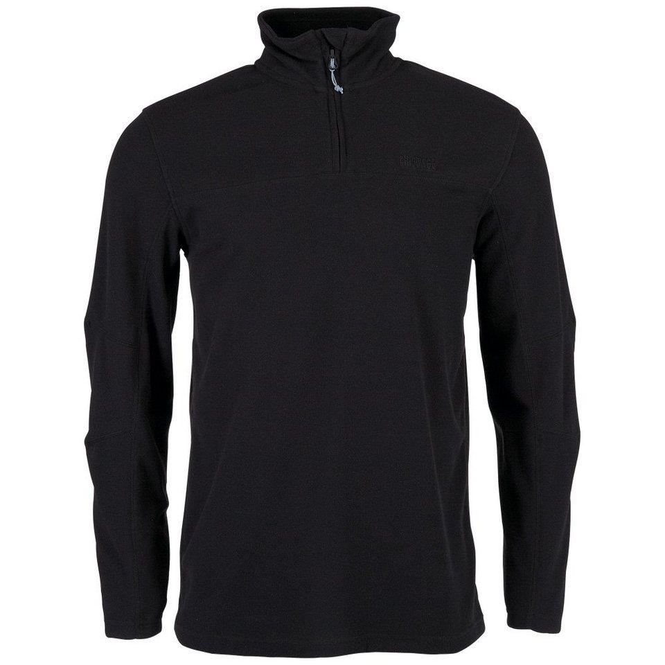 Chiemsee Fleccepullover »HAROON 2« in black