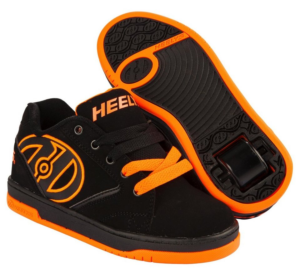 HEELYS Schuhe »Propel 2.0« in Black/Orange