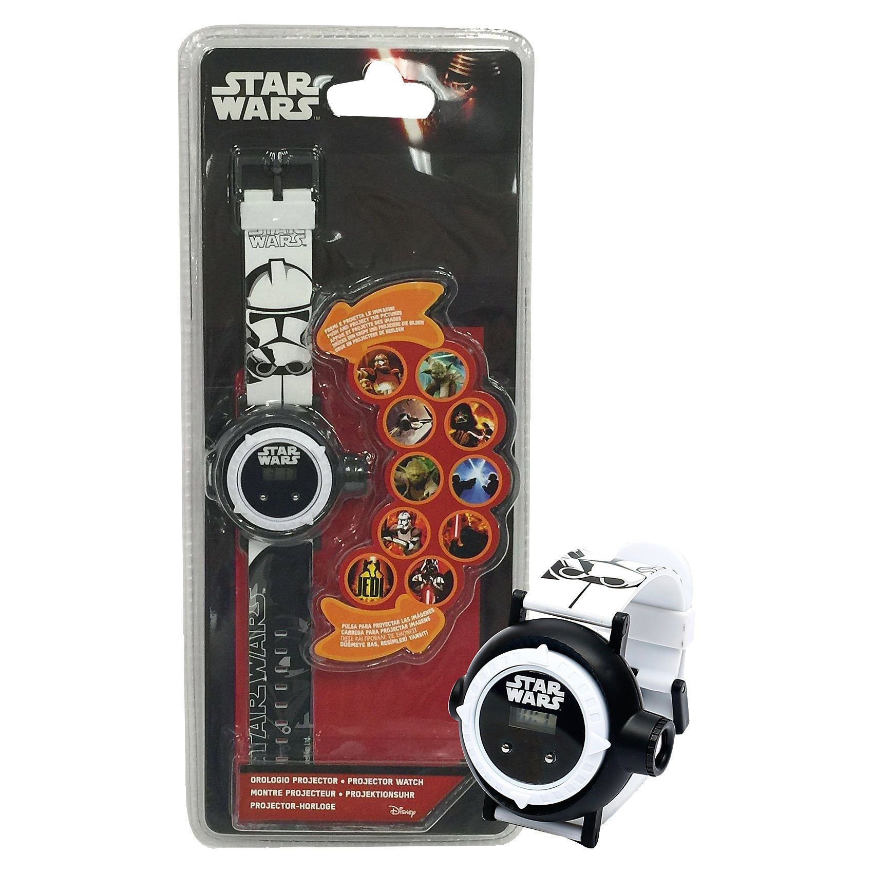Giochi Preziosi Star Wars Science Watch