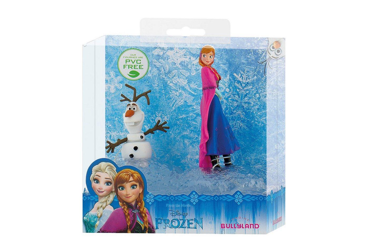 BULLYLAND Disney Die Eiskönigin Geschenk-Set