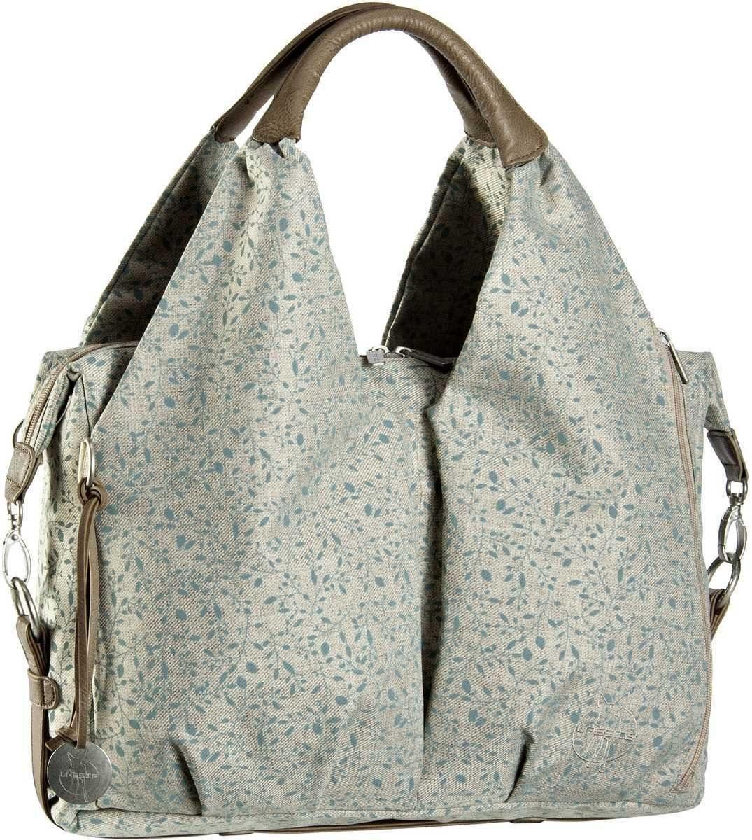 Lässig Neckline Bag Allover Fleur
