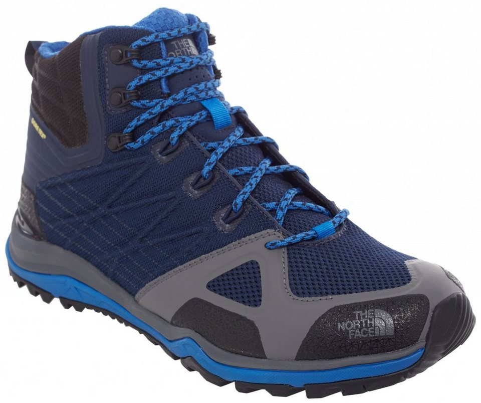 The North Face Kletterschuh »Ultra Fastpack 2 Mid GTX Shoes Men« in blau