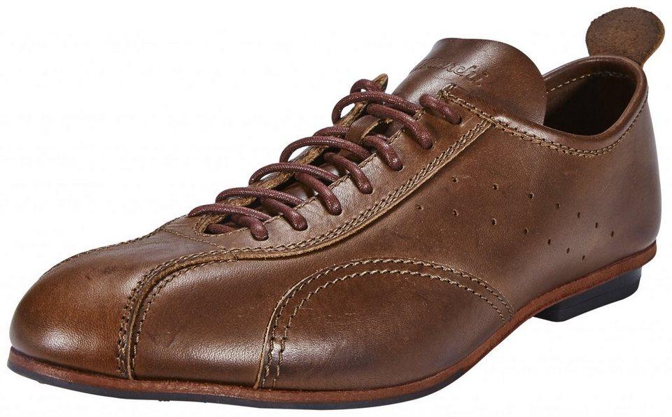 De Marchi Fahrradschuhe »Classic Pista Shoes Men« in braun