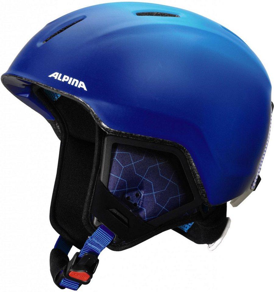 Alpina Ski - / Snowboardhelm »Carat XT Helmet« in blau