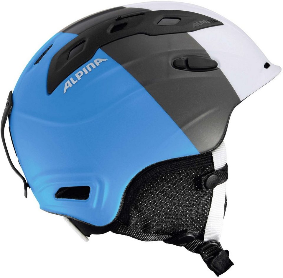 Alpina Ski - / Snowboardhelm »Snowmythos Helmet« in blau