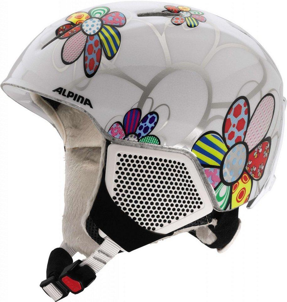 Alpina Ski - / Snowboardhelm »Carat LX Helmet« in weiß