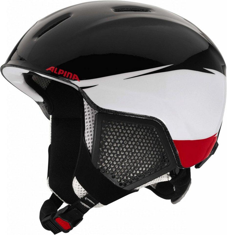 Alpina Ski - / Snowboardhelm »Carat LX Helmet« in schwarz