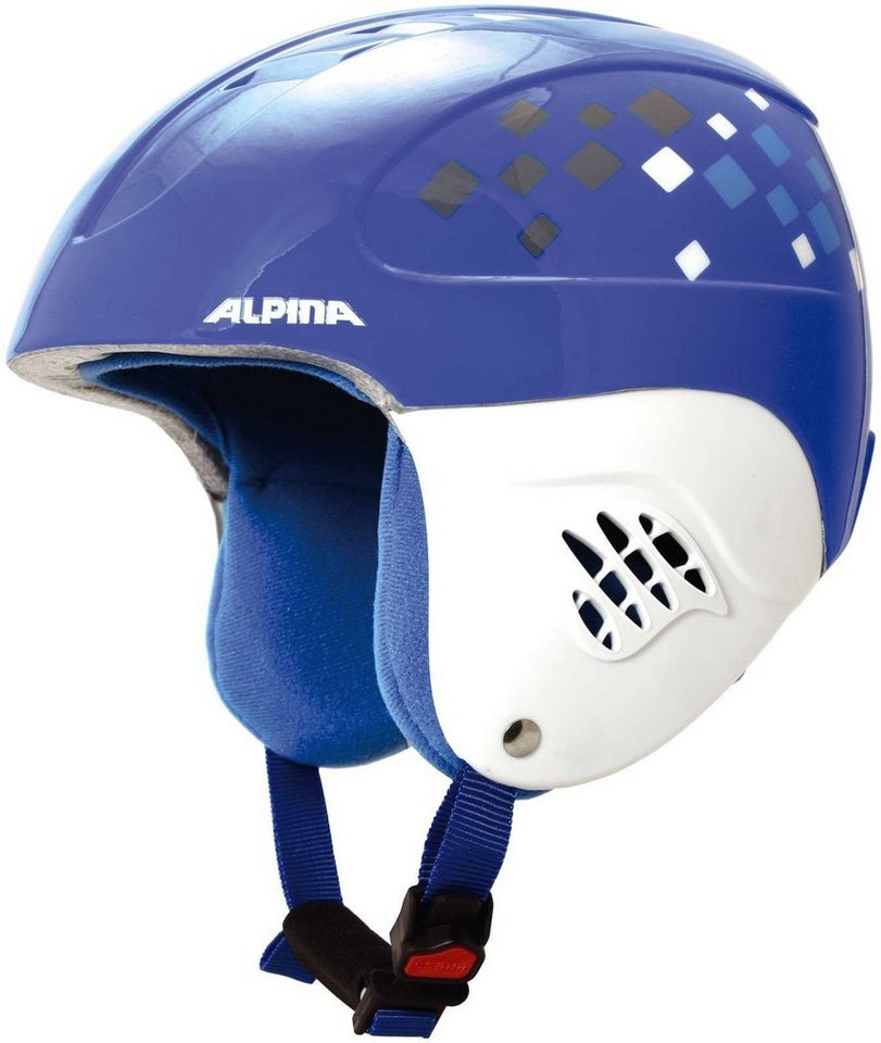 Alpina Ski - / Snowboardhelm »Carat Helmet« in blau