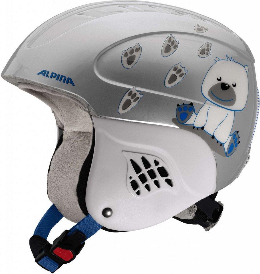 Alpina Ski - / Snowboardhelm »Carat Helmet« in grau
