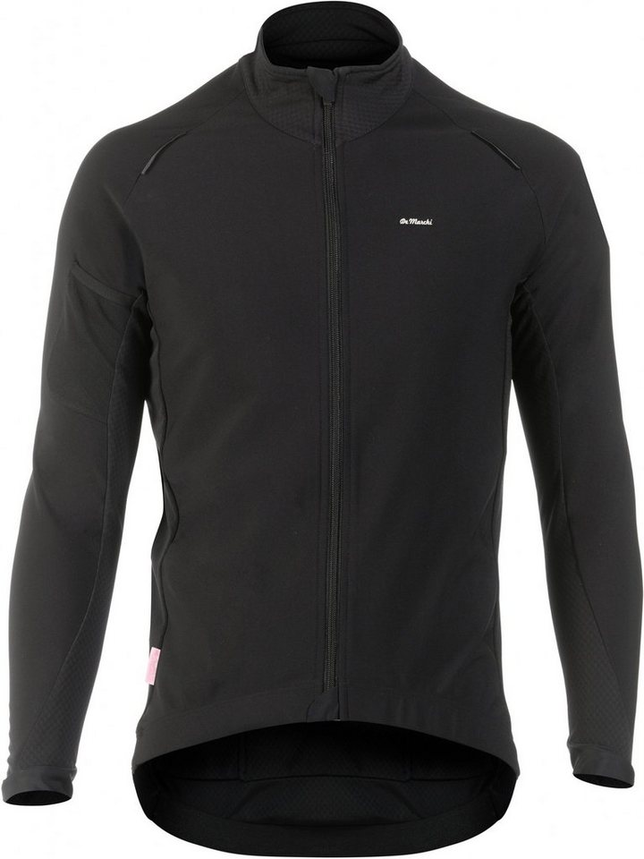 De Marchi Radjacke »Training Jacket Men« in schwarz